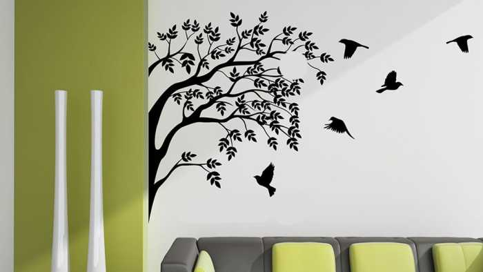 office wall murals in delhi